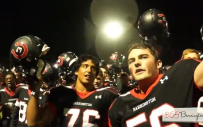 297. VIDEO: Bronco Fans Confident Despite Team's First Season Loss in BHS Game of the Week