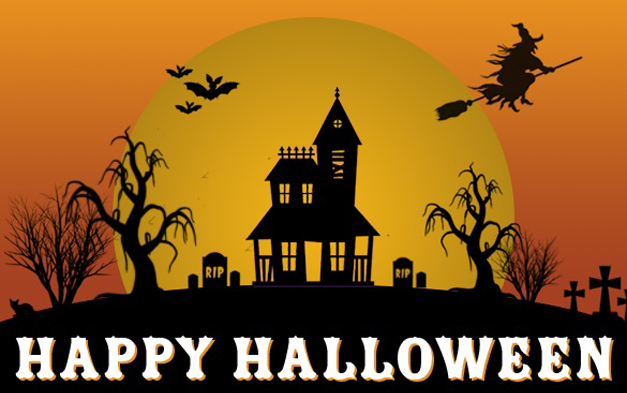 Trick or Treating at the Ice House Mall from 10 a.m. to 5:30 p.m. on Halloween