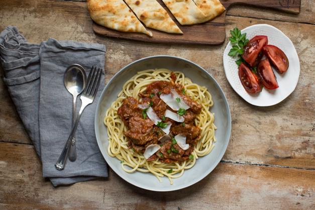 Heinen's Sunday Supper - Sally Roeckell's Sunday Sauce
