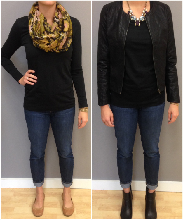 LUXE wearhouse - Day to Night - Casual Look 1