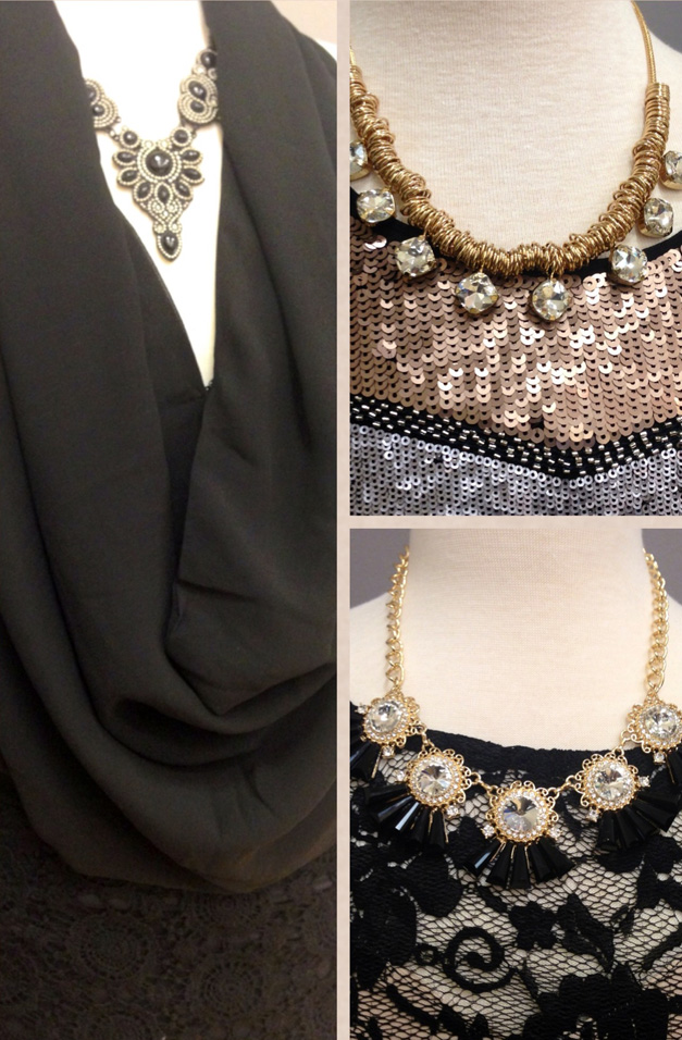 LUXE wearhouse Guide to Holiday Fashion