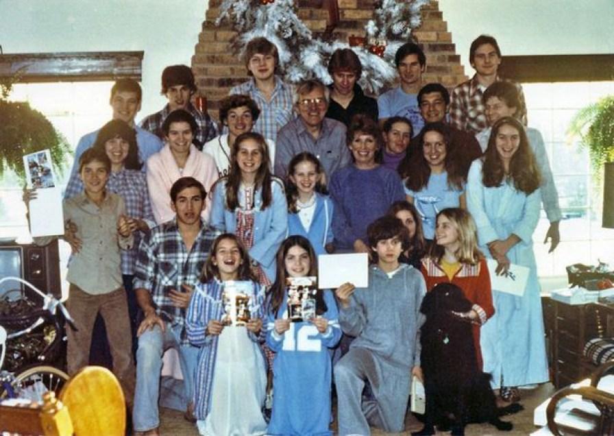 Jennifer Kainz's Family