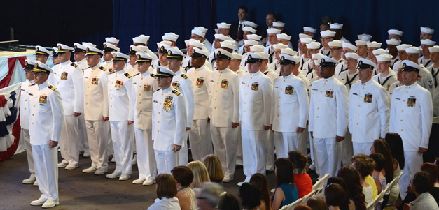 USS Illinois Crew