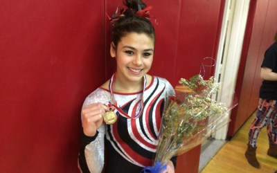 48. Student Spotlight: A Video Interview with Abby Hasanov, Two-Time BHS State Champ Gymnast