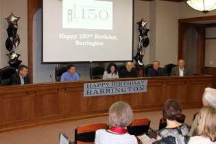 Post - Barrington's 150th Birthday Party - 4