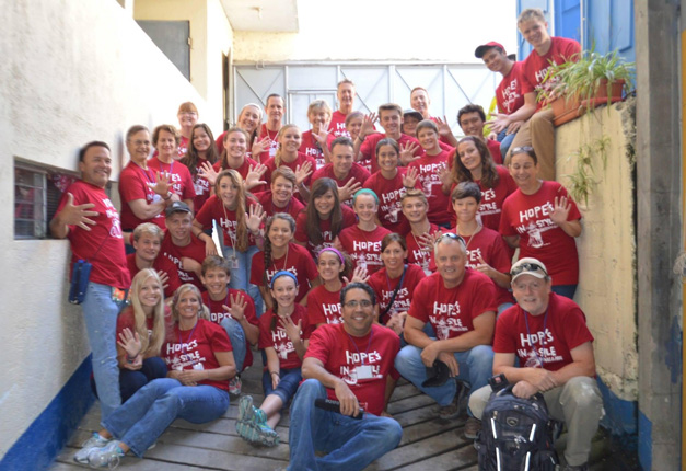 Post - Hope's in Style Team in Guatemala, 2014