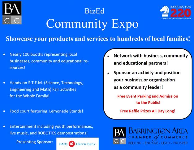 Post - BizEd Community Expo - 2
