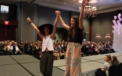 64. VIDEO: Hope's in Style Student Fashion Show Raises Record Funds for Guatemala City Families