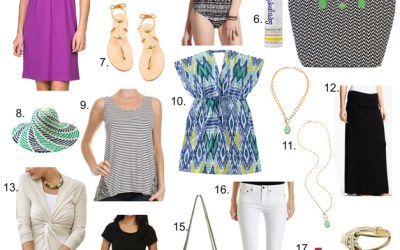 57. LUXE wearhouse Spring Break Packing Guide: The Things You Need