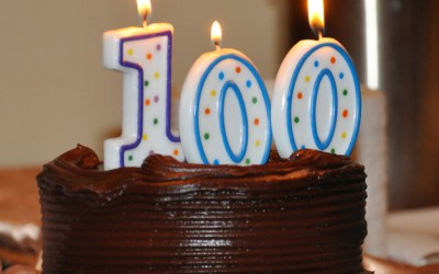 107. Health Beat: Will You Live to Be 100?