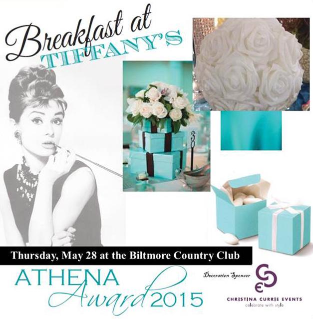 Post - Athena - Breakfast at Tiffanys