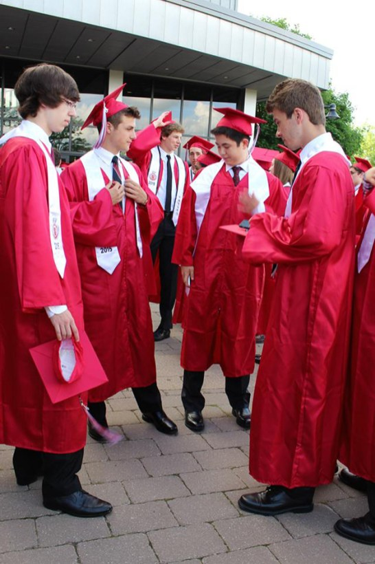 Post - Barrington High School Graduation - 10