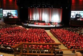 Post - Barrington High School Graduation - 2