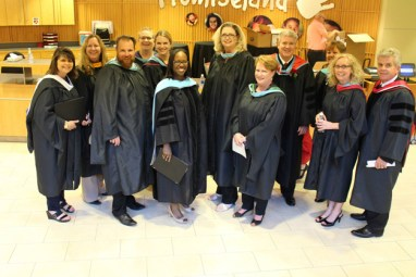 Post - Barrington High School Graduation - 20