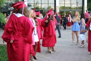 Post - Barrington High School Graduation - 3