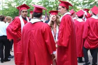 Post - Barrington High School Graduation - 7