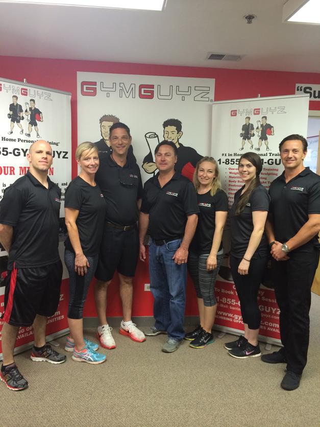Gym Guyz Barrington Grand Opening & Ribbon Cutting