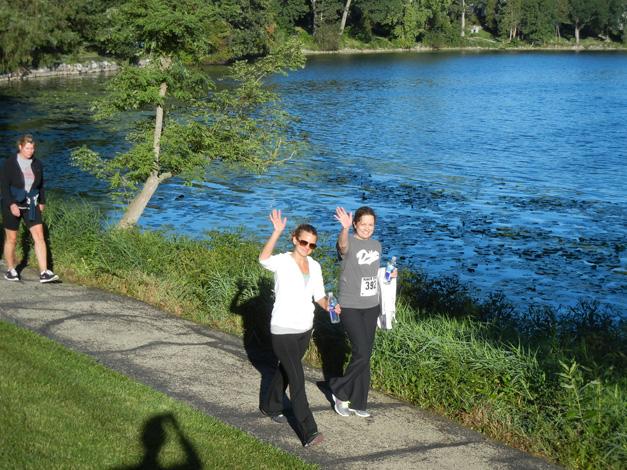 Post - Run the Shores at Lake Barrington - 2
