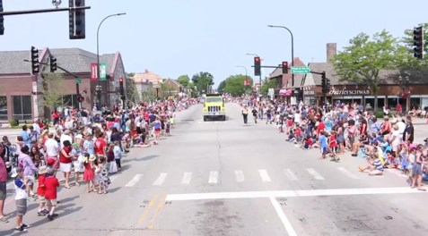 Post - Barrington Sesquicentennial 4th of July Parade Video - 14