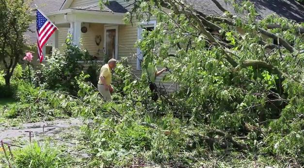 Post - Barrington Storm Damage - 6