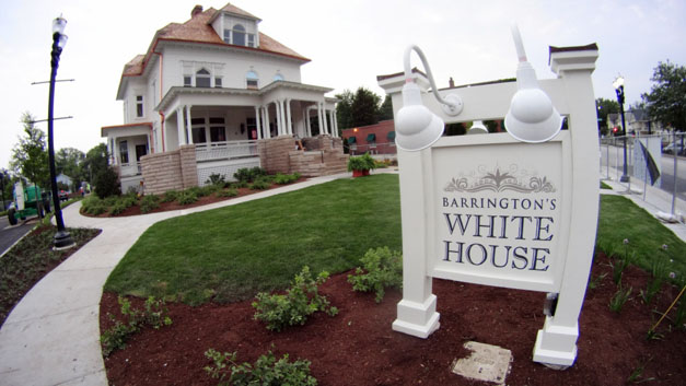 Post - Barrington's White House