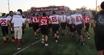 Post - BHS Broncos Red & White Scrimmage 2015 - 8