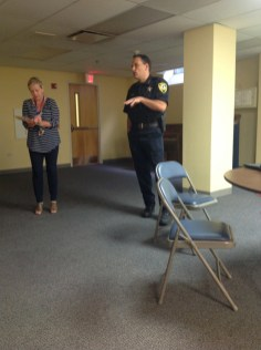 Post - Saint Anne Parish School Tabletop Safety Exercise - 11