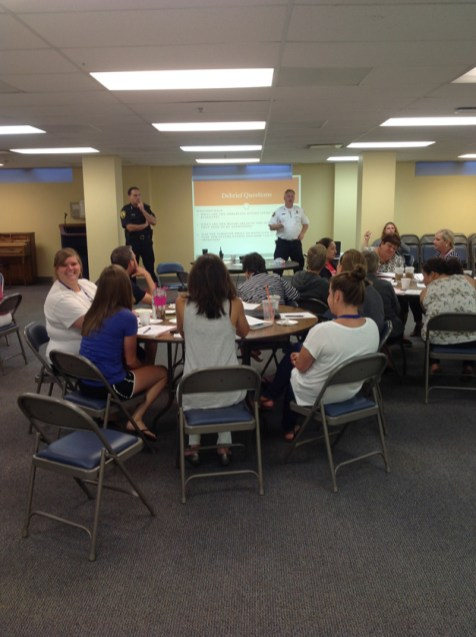 Post - Saint Anne Parish School Tabletop Safety Exercise - 15