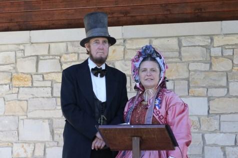 Post - Barrington Sesquicentennial Civil War Reenactment-129