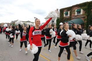 Post - Barrington Homecoming Parade 2015 - Photo by Bob Lee (49 of 82)