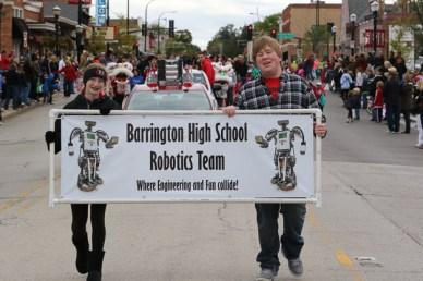 Post - Barrington Homecoming Parade 2015 - Photo by Bob Lee (54 of 82)