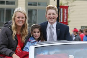 Post - Barrington Homecoming Parade 2015 - Photo by Bob Lee (8 of 82)
