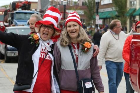 Post - Barrington Homecoming Parade 2015 - Photo by Bob Lee (81 of 82)