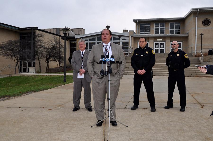 Post 900 - Barrington High School Lockdown-25