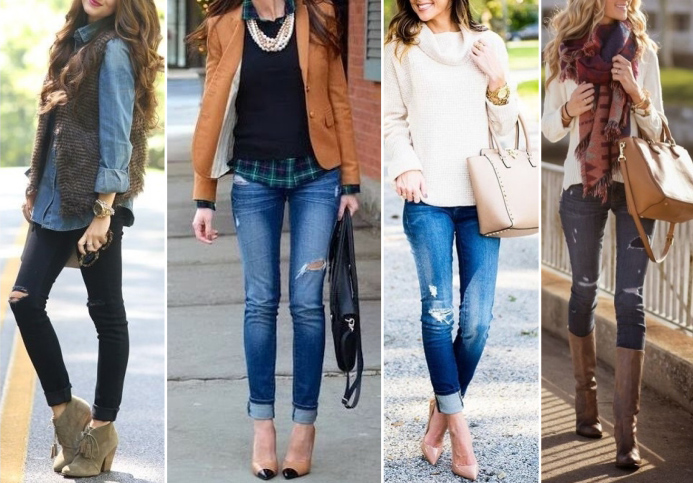 Denim at LUXE is $75 - $120
