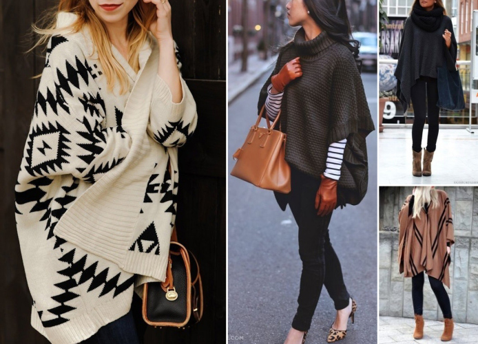 Similar Ponchos at LUXE are $45 - $60