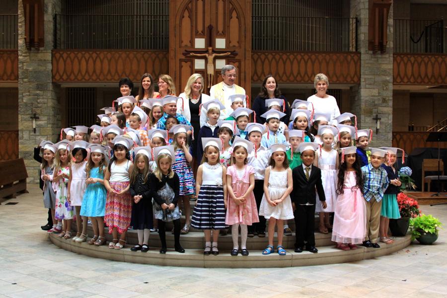 Saint Anne Parish School Kindergarten Graduation