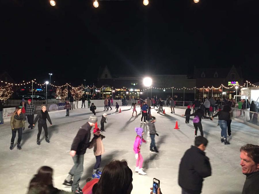 Post - Arboretum Ice Skating Rink - 5