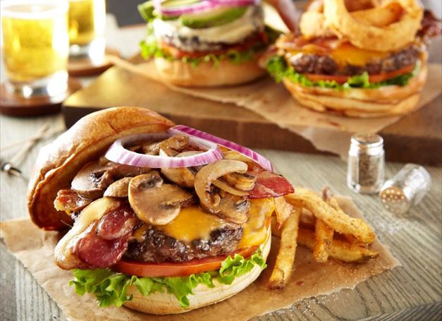 Post - Jerseys - Burgers
