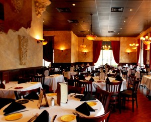 Post 1200 - Gianni's Cafe - Dining Room