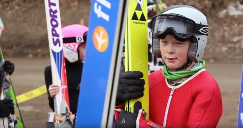 Post 1200 - Ski Jump Siblings Casey Cara Larson-21