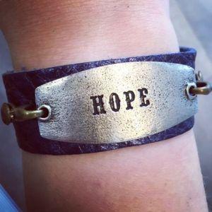 Fellowship Housing - Hope Bracelet