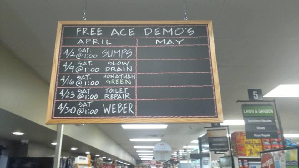 Free Ace Demos