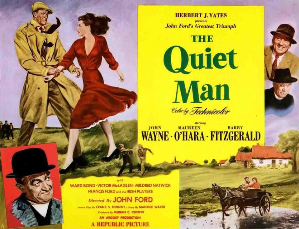 Post 1100 - The Quiet Man