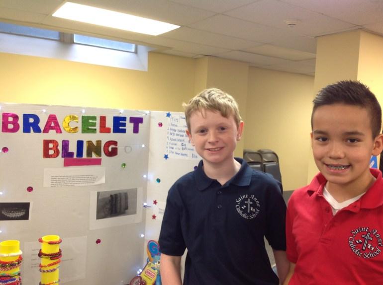 Saint Anne Parish School Kindness Expo