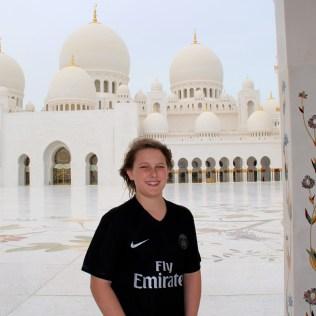 An Abu Dhabi Spring Break - Julie Beal