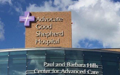 Good Shepherd Hospital Expansion on Display During Community Open House Saturday, May 14
