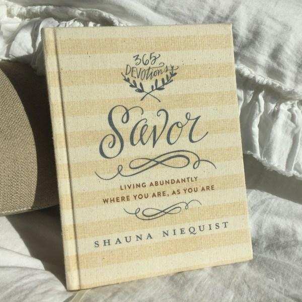 Post 1200 - Shauna Niequist - Savor - 1