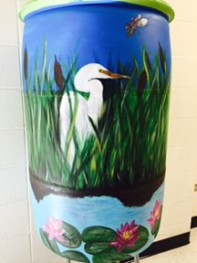 Rain Barrel Silent Auction - 4