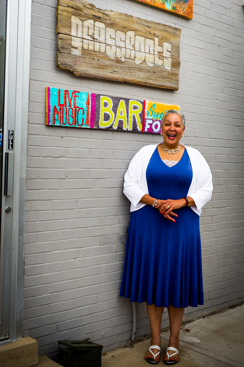 Rev. Dr. Zina Jacque - Photo by Kate Smith